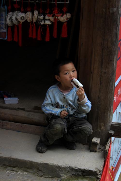 Les enfants du monde ( Chine )